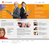 Active Group web template
