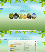 Agro Service web template