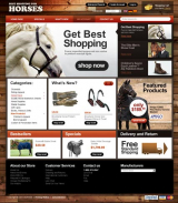 All for Horses 2.3ver web template
