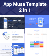 """Application Development"" Muse Template"