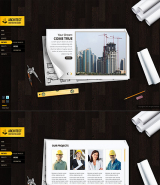 Architecture Design web template