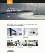 Architecture Muse Template