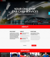 Auto Care WordPress Theme