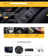 Auto Towing Responsive OpenCart Template