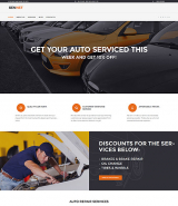Bennet - Car repair service WordPress Theme