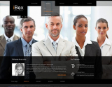 Best Business web template