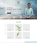 Bhanti WordPress Theme