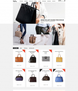 Big Bag - Handbag Store OpenCart Template
