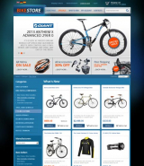 Bike Store v2.3 web template