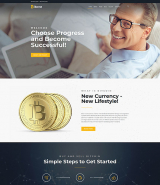 Bitone - Bitcoin Cryptocurrency Joomla Template