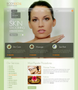 Body&Soul v2.5 web template