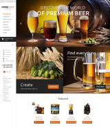 Brewery Responsive OpenCart Template