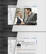 Business Area web template