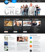 Business co. v2.5 web template