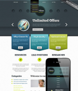 Business Co web template