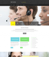 Call Center Muse Template