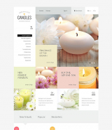 Candle Light PrestaShop Theme
