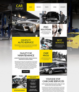 Car Workshop WordPress Theme