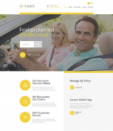 Carpro Website Template