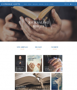 Catholic Gifts OpenCart Template
