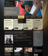 Charity org. v2.5 web template