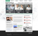 Chemical web template