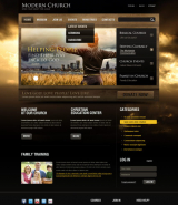 Church v2.5 web template