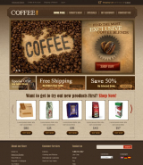 Coffee v2.3 web template
