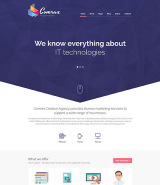 Comrax - IT Consulting Joomla Template