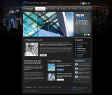 Construction web template