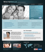 Dental web template