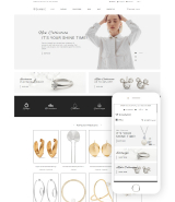 Diamic - Jewelry Multipage Clean Shopify Theme