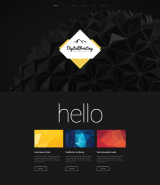 Digital Printing Website Template