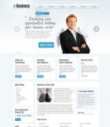e-Business v2.5 web template