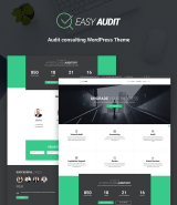 EasyAudit Auditing WordPress Theme