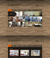 Elite Enterior web template