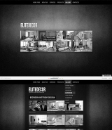 Elite Interior web template