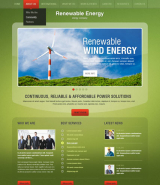 Energy co. v2.5 web template