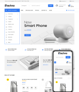 Etechno - Electronics Store OpenCart Template