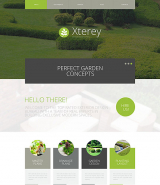 Exterior Design Bureau WordPress Theme