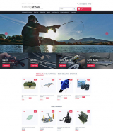 Fishing Store PrestaShop Theme