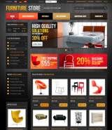 Furniture v2.3 web template