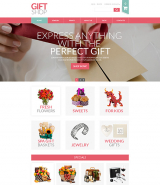 Gifts Shop VirtueMart Template