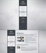 Go Business web template