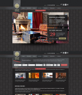 Great Hotel web template