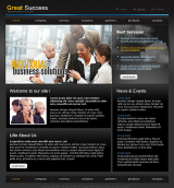 Great Success web template