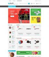 GymBo - Responsive multipurpose OpenCart template + RTL