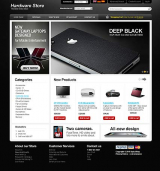 Hardware Store 2.3ver web template