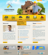 Home repair v2.5 web template