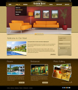 Hotel v2.5 web template